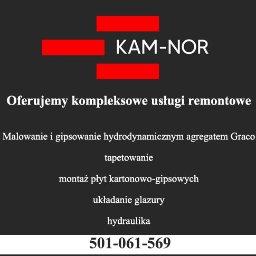 KAM-NOR Grzegorz Warmuz - Ocieplanie poddaszy Będzin