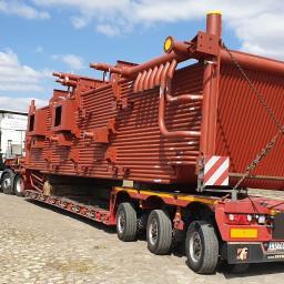 Transport ciężarowy krajowy Żyrzyn 3