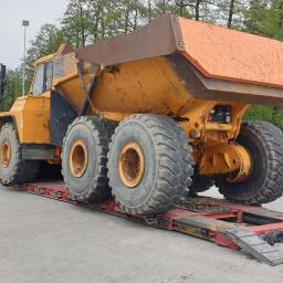 Transport ciężarowy krajowy Żyrzyn 4