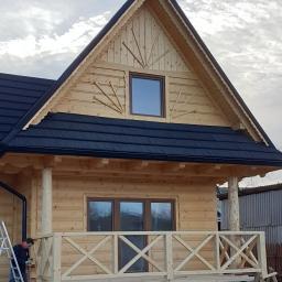 Budowa domków w stylu góralskim - Budowa domów Zakopane