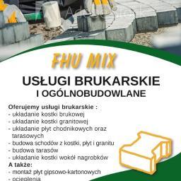 FHU MIX - Kostka betonowa Aleksandrów Kujawski
