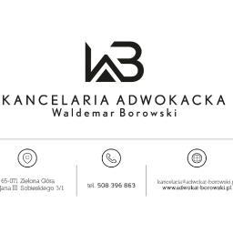 Kancelaria Adwokacka Waldemar Borowski - Adwokat Zielona Góra