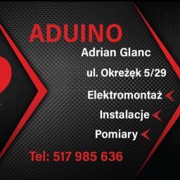 ADUINO - Usługi Budowlane Inowrocław