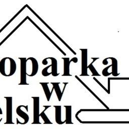 Koparka w Bielsku - Fundamenty Bielsk Podlaski