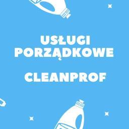 Cleanprof - Usługi Porządkowe Gdynia