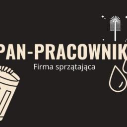 PAN PRACOWNIK - Mycie Elewacji Domów Poznań
