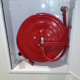 Przeglądy hydrantów wewnętrznych i zewnętrznych