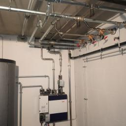 Serwis techniczny obiektów - Instalacje gazowe Łagów