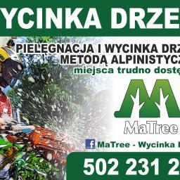 MaTree Mateusz Gutowski - Parki, ogrody, rezerwaty Kozienice