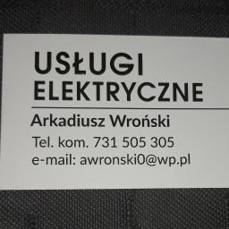 Arkadiusz Wroński Instalacje Elektryczne - Oświetlenie Salonu Pruszcz Gdański