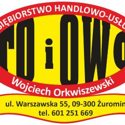 PHU TO I OWO - Dostawca Ekogroszku Żuromin