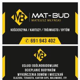 MAT-BUD Mateusz Młyński - Remont łazienki Kościerzyna