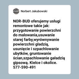NOR-BUD - Układanie paneli i parkietów Kielce