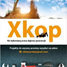 XKop Maciej Okła - Usługi Gazowe Marzysz Pierwszy