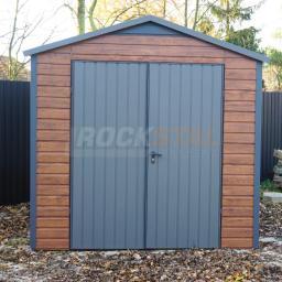 Garaże blaszane Limanowa 19