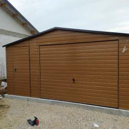 Garaże blaszane Limanowa 1