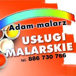 Adam-Malarz - Usługi Malarskie Pozezdrze