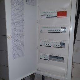 Usługi elektryczne i pomiarowe Wiesław Budzich - Instalacje Tczew