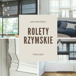 Moscone Polska - Żaluzje, moskitiery Kraków