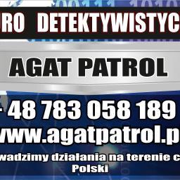 Biuro detektywistyczne AGAT PATROL - Biuro Detektywistyczne Sosnowiec