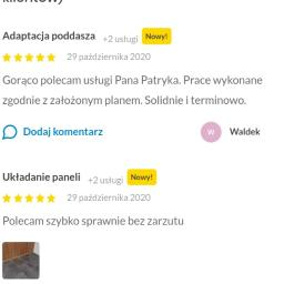 Patryk Drozdowski - Remonty mieszkań Gdańsk