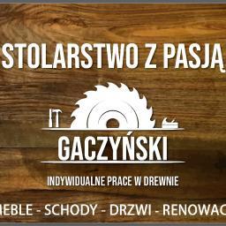Stolarstwo Gaczyńscy - Meble na wymiar Mirsk