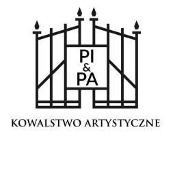 PI&PA kowalstwo artystyczne - Bramy wjazdowe Moryń