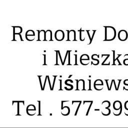 Usługi remontowo-budowlane - Usługi Malarskie Mława