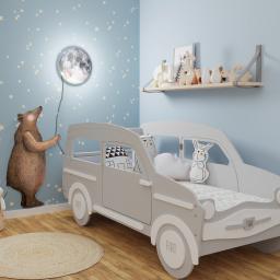 projekt łóżka dla dzieci