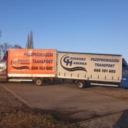 Transport Przeprowadzki Grzegorz Haberka - Transport busem Mysłowice