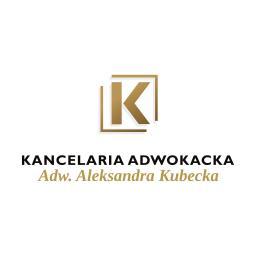 Kancelaria Adwokacka adwokat Aleksandra Kubecka - Adwokat Rybnik