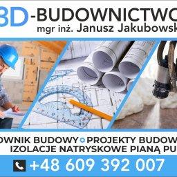 """""""3d-budownictwo"""" - Nadzór budowlany Mikstat"""