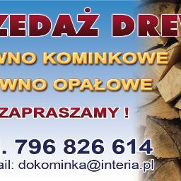 Adam Dżbik Drewno od A do Z - Ekogroszek Warszawa
