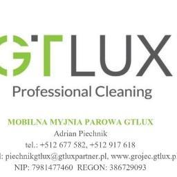 GTLUX Mobilne Myjnie Parowe - Usługi Mycia Okien Piaseczno