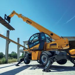Dieci partner - Krótkoterminowy wynajem maszyn budowlanych Warszawa