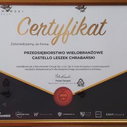 Przedsiębiorstwo Wielobranżowe Castello Leszek Chrabański - Remonty mieszkań Lubliniec
