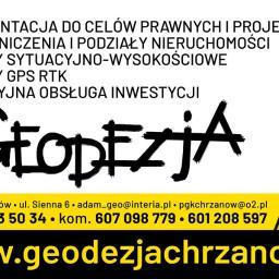 Pracownia Geodezyjno Kartograficzna Adam Jarosz - Geodeta Kraków