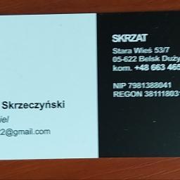 Skrzat Paweł Skrzeczyński - Firma Budowlana Belsk Duży