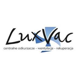 LUXVAC Jadwiga Kloczkowska - Odkurzacze centralne Mstów