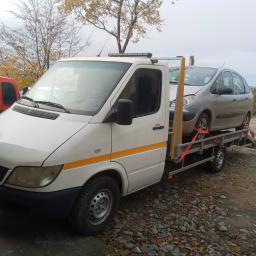 Marcisz Mechanika Samochodowa , POMOC DROGOWA 24/H - Firma transportowa Szyk