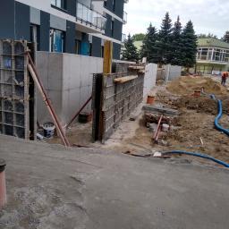 Usługi remontowo budowlane Marek Flaga - Izolacja fundamentów Rzeszów