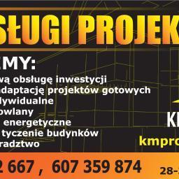 Biuro Usług Projektowych -Kamil Machnik - Adaptacja Projektu Jędrzejów