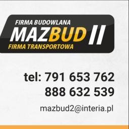 ZUB Mazbud II Bartłomiej Kubiak - Ocieplanie Pianką PUR Tomaszów Mazowiecki