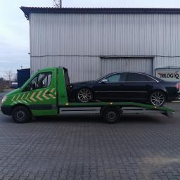 Auto Pomoc - Firma transportowa Oława