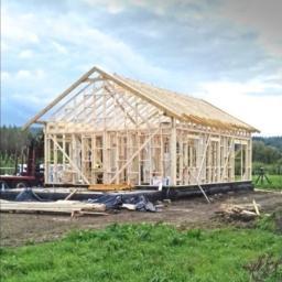 Fach bud - Domy Drewniane Radłów