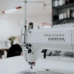 Pracownia Giercka - Szycie pościeli Gdańsk