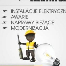 Usługi Elektryczne Bartosz Życinski - Montaż Kamer Kielce