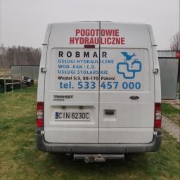 ROBMAR - Przydomowe Oczyszczalnie Ścieków Pakość