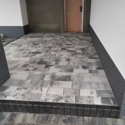 ENKM-BUD - Usługi remontowo budowlane - Układanie kostki granitowej Kraków