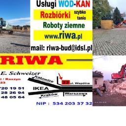 riwa - Roboty Ziemne Raszyn